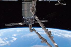 Spacecraft Delivers Fresh Supplies To ISS