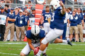 Viral Penn State Kicker Joey Julius Talks About His Eating Disorder