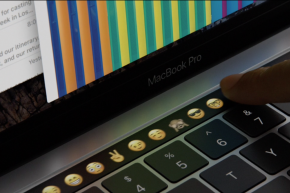 Emojis: The Best Justification For The MacBook Pro's New Touch Bar