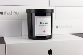 This $24 Candle Allegedly Smells Like A New Mac