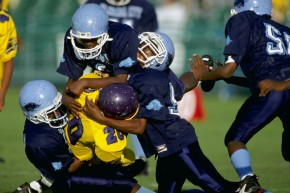 Youth Football Can Cause Brain Damage, Even Without A Concussion