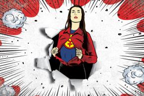 Kapow! Female Superheroes Are Breaking Comics' Glass Ceiling