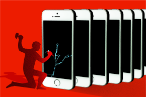 Cops Have Given The FBI 6,814 iPhones They Couldn't Access In 2016