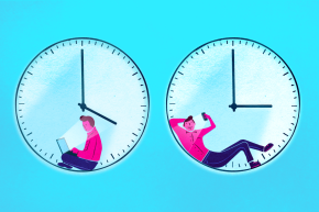 Americans Use Extra Hour To Mess Around Online