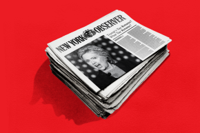 The New York Observer: Trump's Friend, Family And Mouthpiece