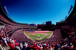Here's Why The Texas Rangers Want To Dump Their Stadium