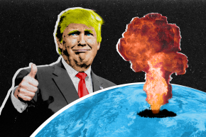 How President Trump Could Endanger The Planet