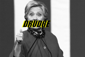 '$HRILLARY:' How Matt Drudge Won The 2016 Election