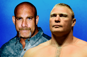 A Brief History Of Goldberg-Lesnar, The Worst Match Ever