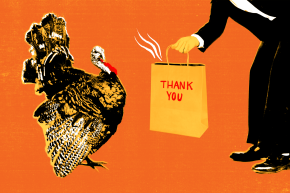 The Takeout We Order On Thanksgiving