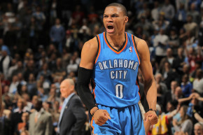 Russell Westbrook Is Averaging A Goddamn Triple-Double