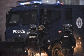 Nineteen Terrorists Targeting World Cup Match Arrested