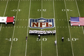 Gay Slurs And Laser Beams Mar NFL's Return To Mexico
