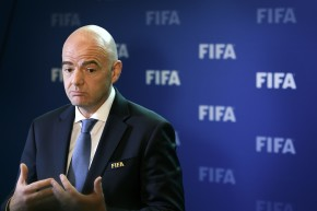 FIFA Accused Of Human Rights Violations