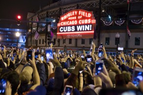 The Cubs Win And The Past Is Finally The Past