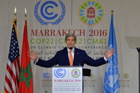 Global Climate Talks Conclude Shakily As Shadow Of Trump Looms