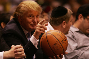 The NBA Is Terrified Of Donald Trump