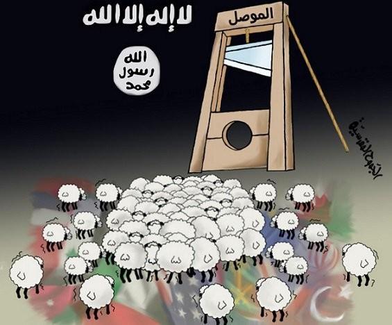 ISIS cartoons 6