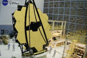 NASA Completes The James Webb Space Telescope
