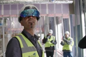 Smart Helmet Brings Blueprints To Life