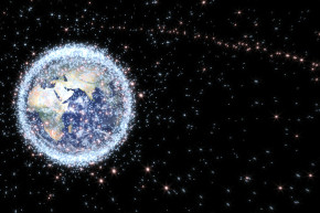 You Can Now Tweet At Space Junk