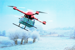 Drones That Could Deliver Your Holiday Gifts Are Taking Off
