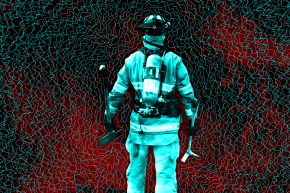 Saving Lives In Burning Buildings, With NASA's New Location Tech
