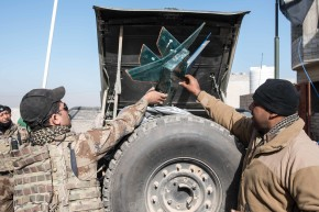 How ISIS's Drone Army Is Guiding Suicide Bombers From The Sky