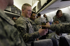 Department of Defense Urges Soldiers To Stop With The Energy Drinks