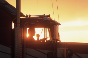 How This Long-Haul Trucker Is Fighting To Save His Peers From Suicide