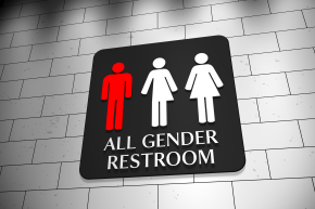 It's Men, Not Women, Who Are Worried About Trans Bathroom Rights