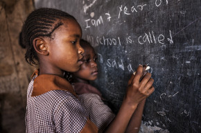 Girls In Kenya Are Now Going To School Because Of Cattle Vaccinations