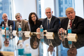 Donald Trump Wants To Help Tech Leaders 'Do Well'