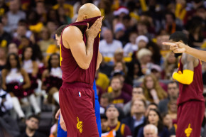 Behold, The Ultimate Warriors-Cavs Take