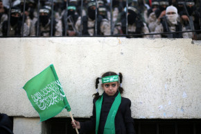 Hamas Parade Features Toddlers Armed To The Teeth