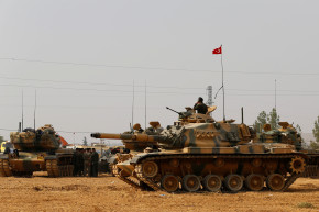 Turkey Set To Push ISIS From Strategic Town In Syria