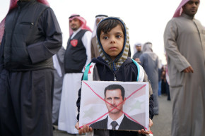 Around The World And Online, Protests For Aleppo