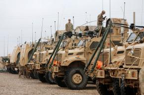ISIS Threatens U.S. Troops Embedding Near Mosul