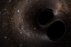 Big Windfall For Scientists Who Discovered Black Holes Colliding