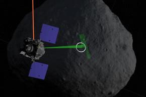 NASA's Sharpest Camera Takes On Asteroid Bennu