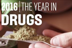 2016: The Year In Drugs