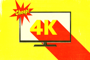 This Year You Might Actually Be Able To Afford A 4K TV