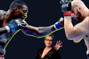 Meryl Streep's Shot At MMA Was Painfully Stupid