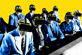 Virtual Reality Is Heading To The Courtroom