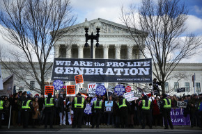 Pro-Life Then, Pro-Choice Now: Catholic School Kids On March For Life