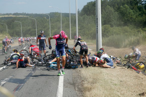 Report: Moto-Doping At The Tour De France