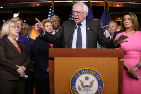 Sanders Fans Furious With Dems Who Voted Against His Amendment