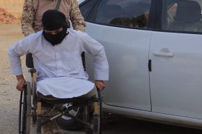 Video: ISIS Uses Wheelchair-Bound Suicide Bomber