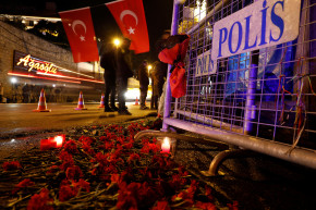 ISIS Claims Istanbul New Year's Attack