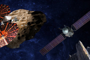 NASA's Newest Missions Set Its Sights On Asteroids